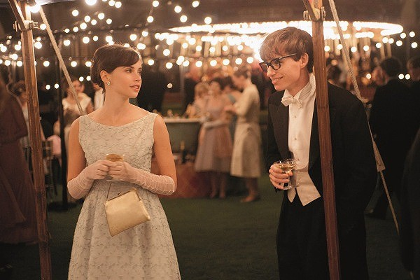"""""""車いすの天才物理学者""""と妻の純愛映画、邦題は「博士と彼女のセオリー」に決定"""
