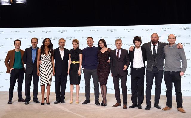 「007」最新作のタイトルは「スペクター」 キャストも正式決定