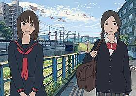 岩井俊二監督最新作を、親交の深い乙一氏が小説化!「花とアリス」
