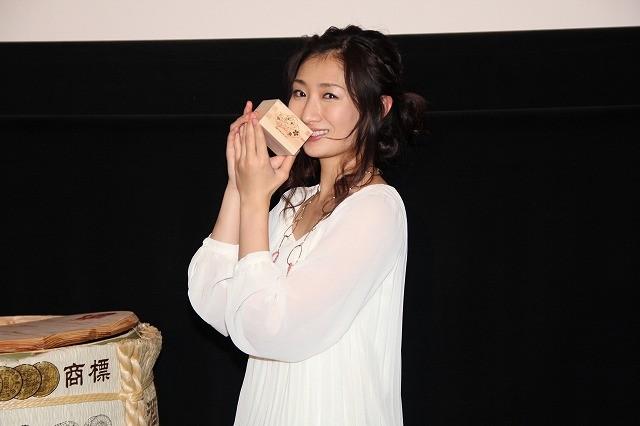 武田梨奈、主演ドラマ収録で体重5キロ増「初回と最終回の顔の大きさが違う」