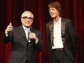 新しい音楽を模索するレコード会社社長の姿を描くドラマでタッグ「ザ・ローリング・ストーンズ シャイン・ア・ライト」
