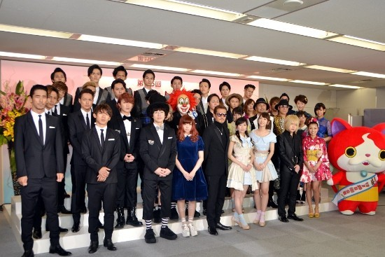 きゃりー&Fukase喜び共有! 三代目JSB、AKBらレコ大へ気合い