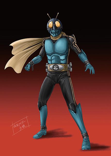 幻の仮面ライダー3号、40年以上の時を経て復活 「スーパーヒーロー大戦」最新作に登場