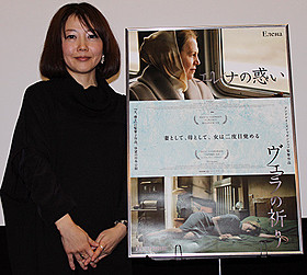 自らの新作についても語った西川美和監督「エレナの惑い」