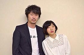 新井浩文と安藤サクラ「百円の恋」