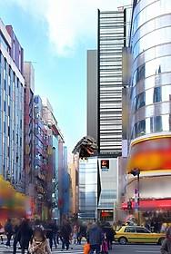 2015年4月17日にオープンする「TOHOシネマズ新宿」「ゴジラ」