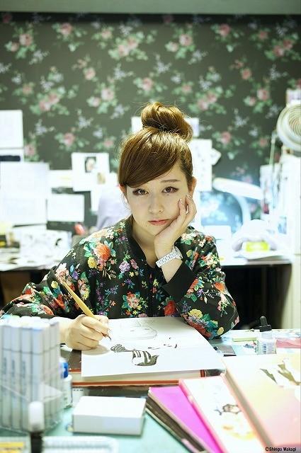 映画「海月姫」に原作者東村アキコがカメオ出演 VIP役でドン小西と共演