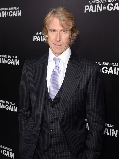ハリウッド・レポーター誌が選ぶ2014年を代表するプロデューサーはマイケル・ベイ