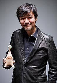 インタビューに応じた山崎貴監督「寄生獣」