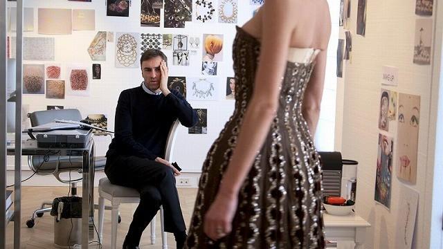 エレガントなドレスがいっぱい!「ディオールと私」場面写真&予告編公開