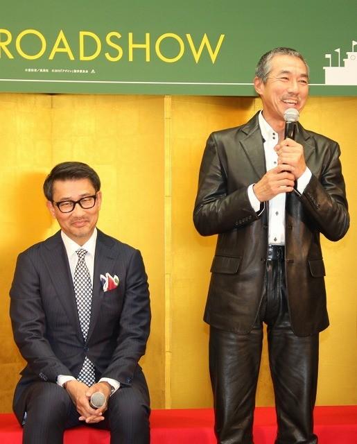 柳葉敏郎、中井貴一との共演は「あうんの呼吸」と大満足