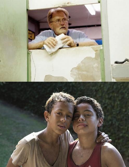 ベテラン俳優マーティン・シーンが明かす「トラッシュ!」出演を決めた理由