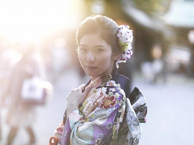 松岡茉優、新成人の誓い 女優道へ更なる意欲を語る