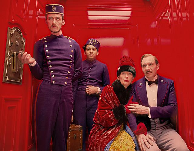 英国アカデミー賞ノミネート発表 「グランド・ブダペスト・ホテル」が最多11部門