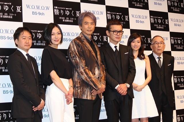 渡部篤郎、風俗嬢演じた前田敦子を絶賛!巧みな演技に「びっくりした」