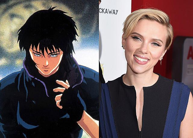 スカヨハ主演実写「攻殻機動隊」2017年4月14日全米公開 米ディズニー発表