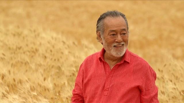 仲代達矢、世界の食糧危機を救った日本人役で「その事実を伝えたい」