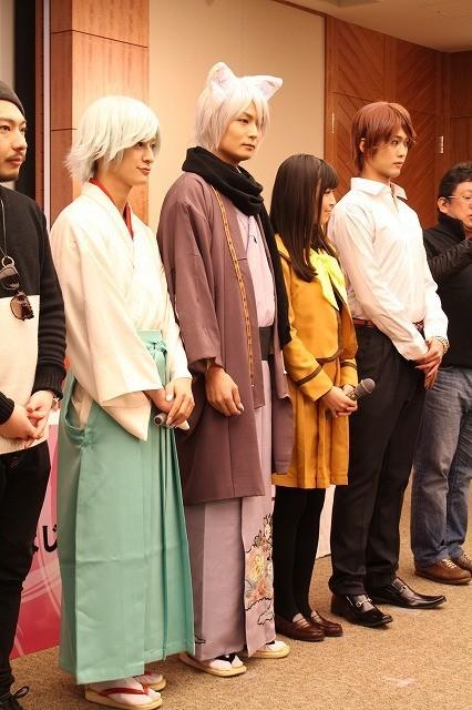 寺島咲、24歳で高校生役!ミュージカル「神様はじめました」に八神蓮とW主演 - 画像3