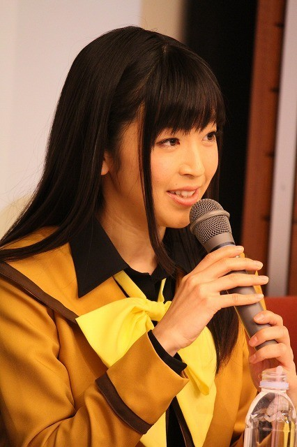 寺島咲、24歳で高校生役!ミュージカル「神様はじめました」に八神蓮とW主演 - 画像6