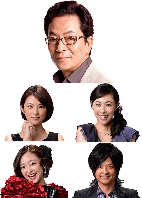 水谷豊が小説家・右京を演じる主演作「王妃の館」 パリを舞台に豪華キャスト共演