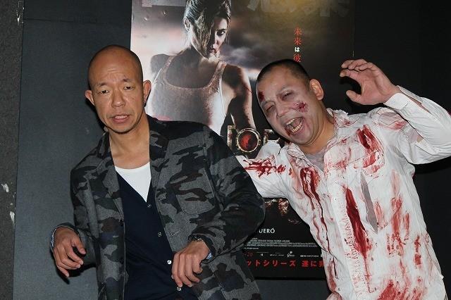 バイきんぐ小峠、坂口杏里との映画デートは「洋画は見ない、字幕が読めないらしい」