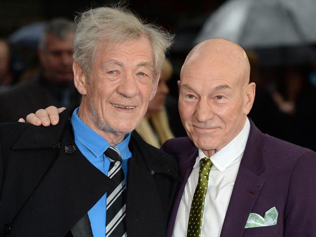 「X-MEN:アポカリプス」にパトリック・スチュワート&イアン・マッケランは出演せず