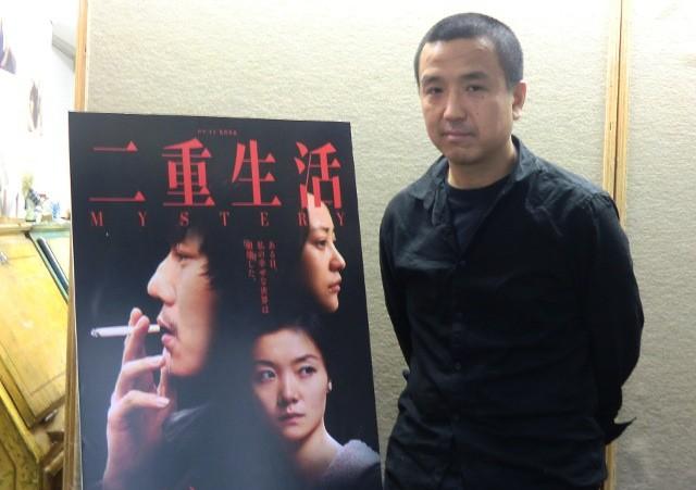 ロウ・イエ監督、二人の女の間で揺れ動く男を中国社会と重ねた「二重生活」を語る