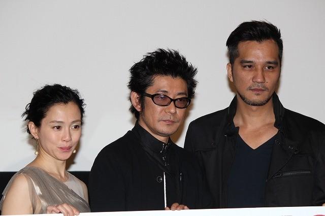 永瀬正敏、マー・ジーシアン監督のサプライズに感激「台湾の人はあったかい」