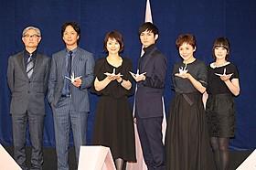 天童荒太氏の小説を映画化「悼む人」