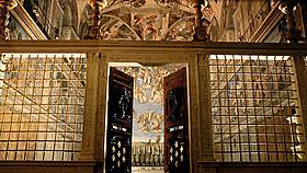 「ヴァチカン美術館4K3D 天国への入口」の一場面「ヴァチカン美術館4K3D 天国への入口」