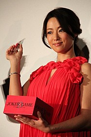 アクションシーンを振り返った深田恭子「ジョーカー・ゲーム」