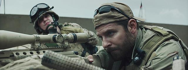 【全米映画ランキング】「アメリカン・スナイパー」V3で、戦争映画の歴代ナンバーワンヒット作に