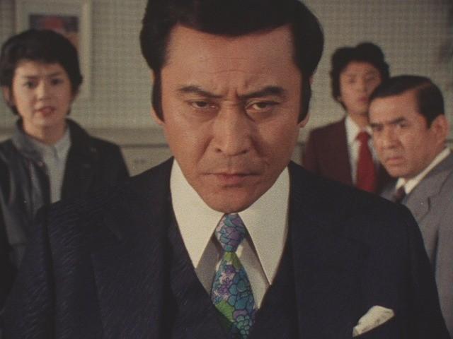 名探偵・明智小五郎を演じた天知茂さん