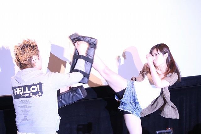 武田梨奈、千葉真一との共演を明かす!「今年はアジアに飛び出していく」と意欲も