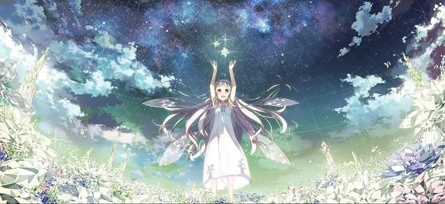 オリジナル劇場版アニメ「ガラスの花と壊す世界」の劇場公開が決定