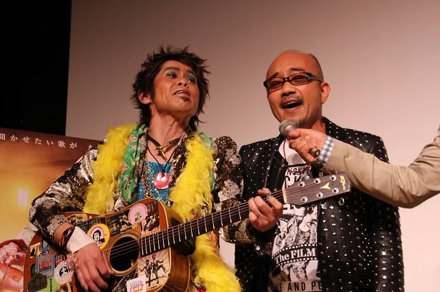 竹中直人、忌野清志郎との思い出を述懐「中学生の時から憧れの人だった」