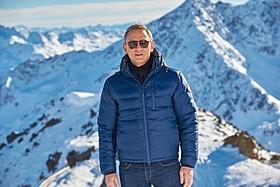 「スペクター」撮影中のダニエル・クレイグ「007 スカイフォール」