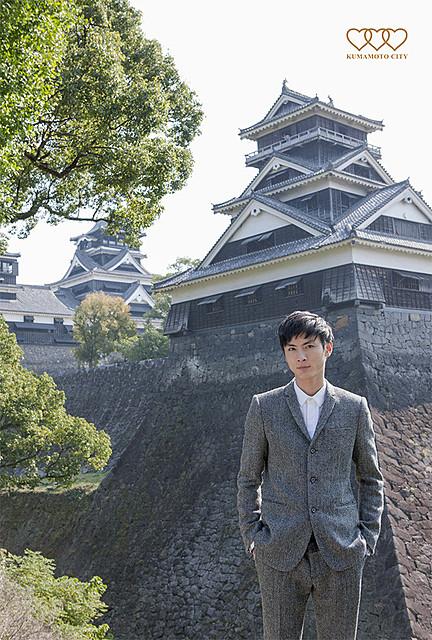高良健吾、故郷のために一肌脱ぐ 熊本の魅力を発信