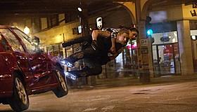 チャニング・テイタム&ミラ・クニスが ほぼノースタントでアクションに挑戦!「ジュピター」