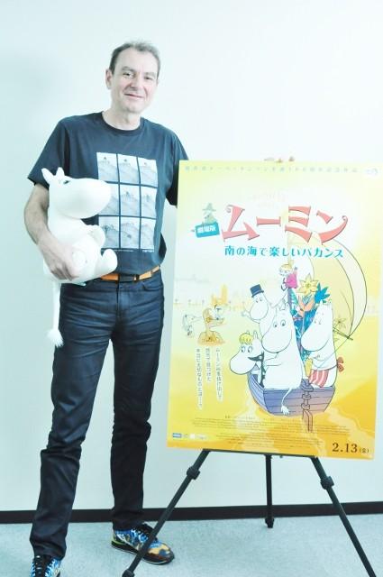 原作世界をアニメで再現「劇場版ムーミン」グザビエ・ピカルド監督に聞く