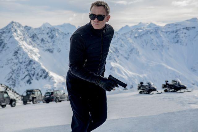 「007 スペクター」ボンドの新写真&雪山での現場収めた映像公開!