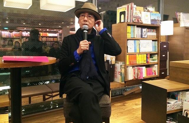 諏訪敦彦監督、アラン・レネ監督遺作「愛して飲んで歌って」を語る