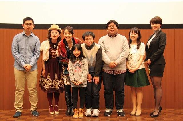 ヨーロッパ企画・永野宗典、初主演作「満月のパレード」上映にドキドキ