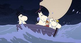ムーミン一家の新たな冒険を描いた 「劇場版ムーミン」「劇場版ムーミン 南の海で楽しいバカンス」