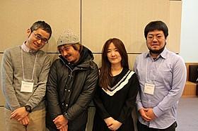 日本でも監督、出演作が人気のヤン・イクチュン(左から2人目)「ブンミおじさんの森」