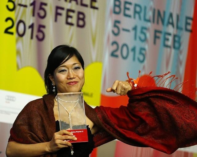 第65回ベルリン映画祭、金熊賞はイランのパナヒ監督 瀬戸桃子監督がアウディ短編映画賞