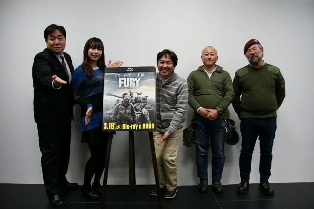 専門家4人が「ベスト・オブ・戦争映画」を選出!「フューリー」など9本