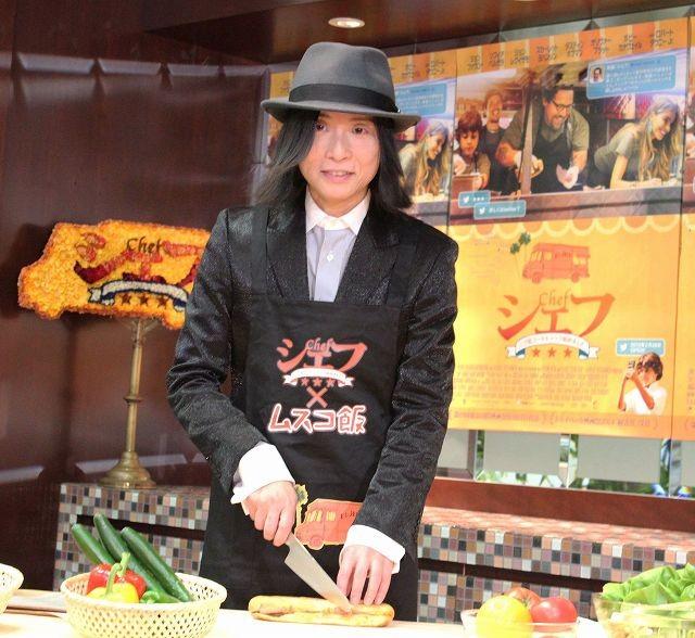 料理上手の辻仁成、多彩なレパートリー紹介 気持ちがふさぎ込んだときは「炒め料理」