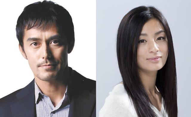 岡田准一、阿部寛、尾野真千子が初共演