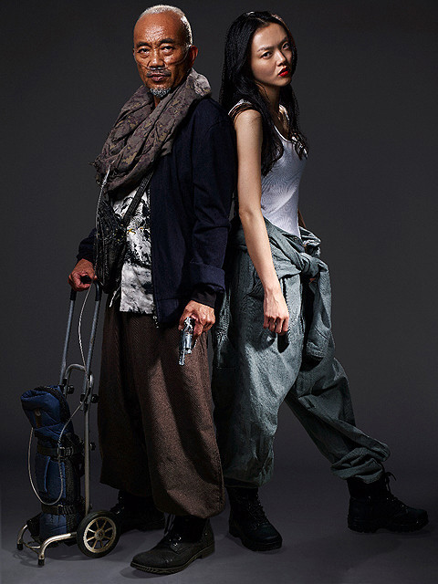 「GONIN」続編に竹中直人が再び 福島リラと狂気うずまく殺し屋コンビ
